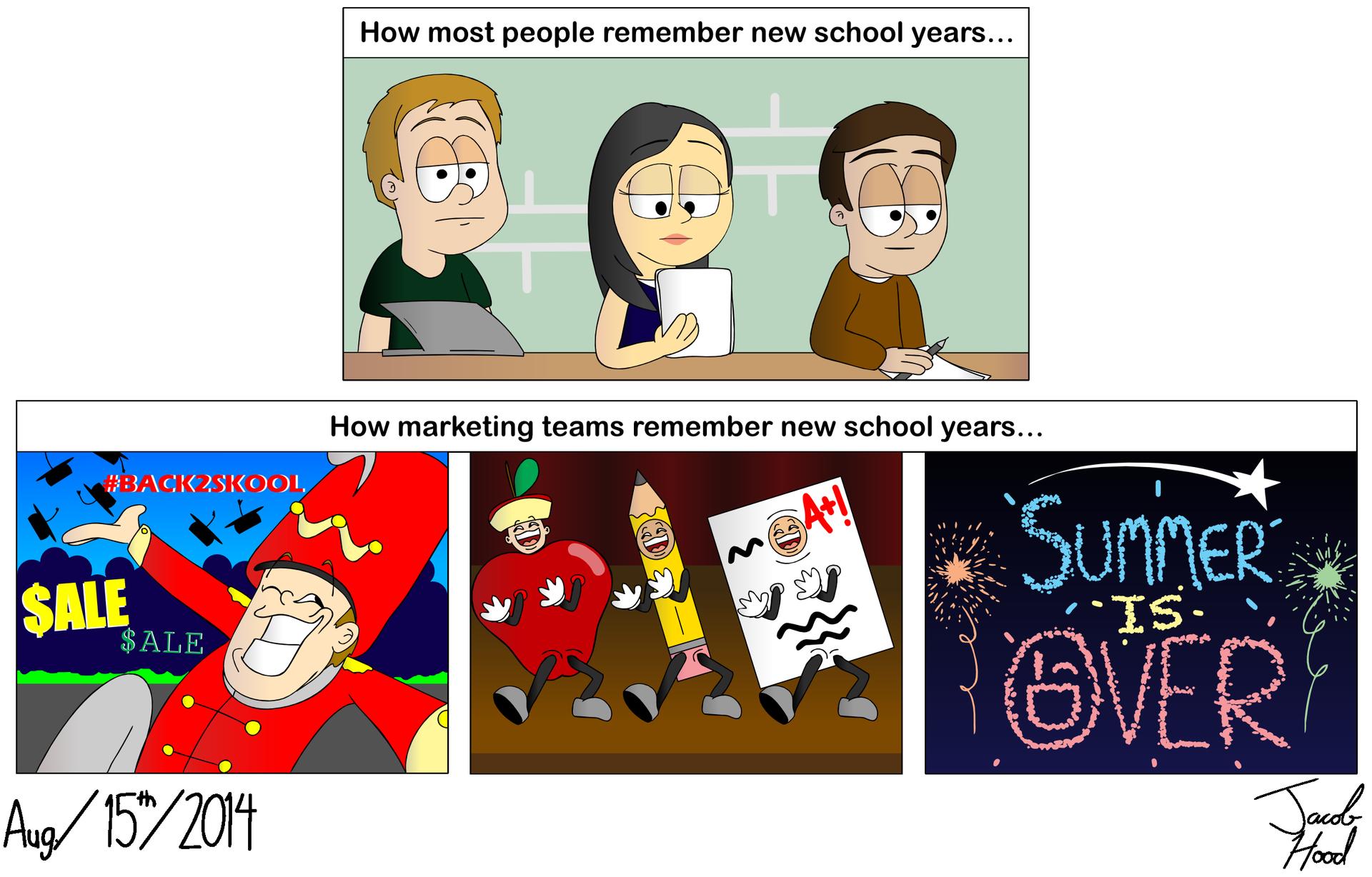 New School Years