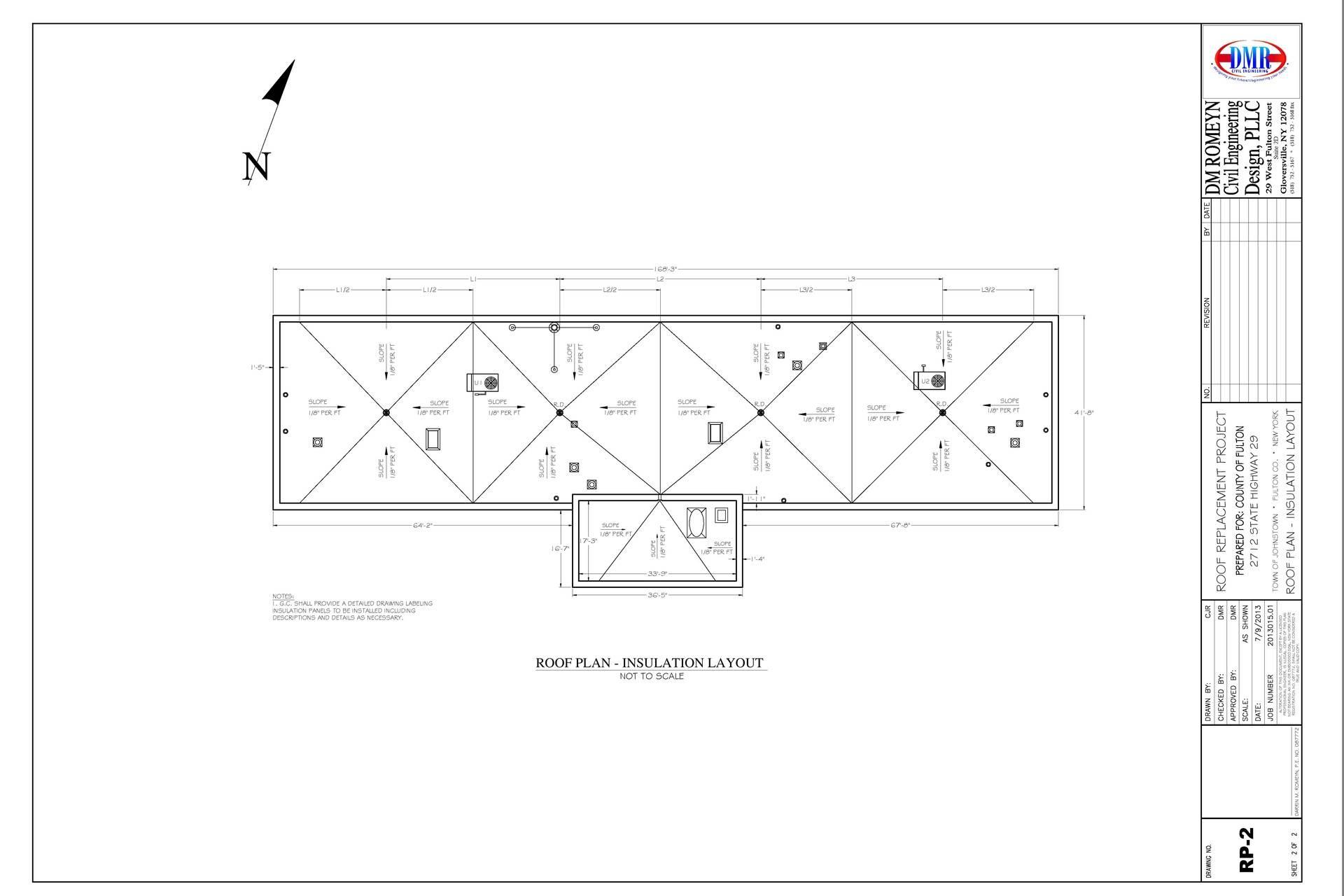 Insulation Layout