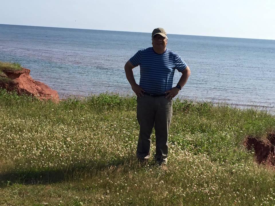 Facing the North Atlantic at PEI