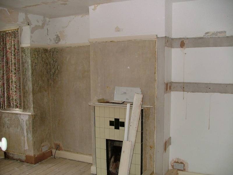 Bedroom refurbishment