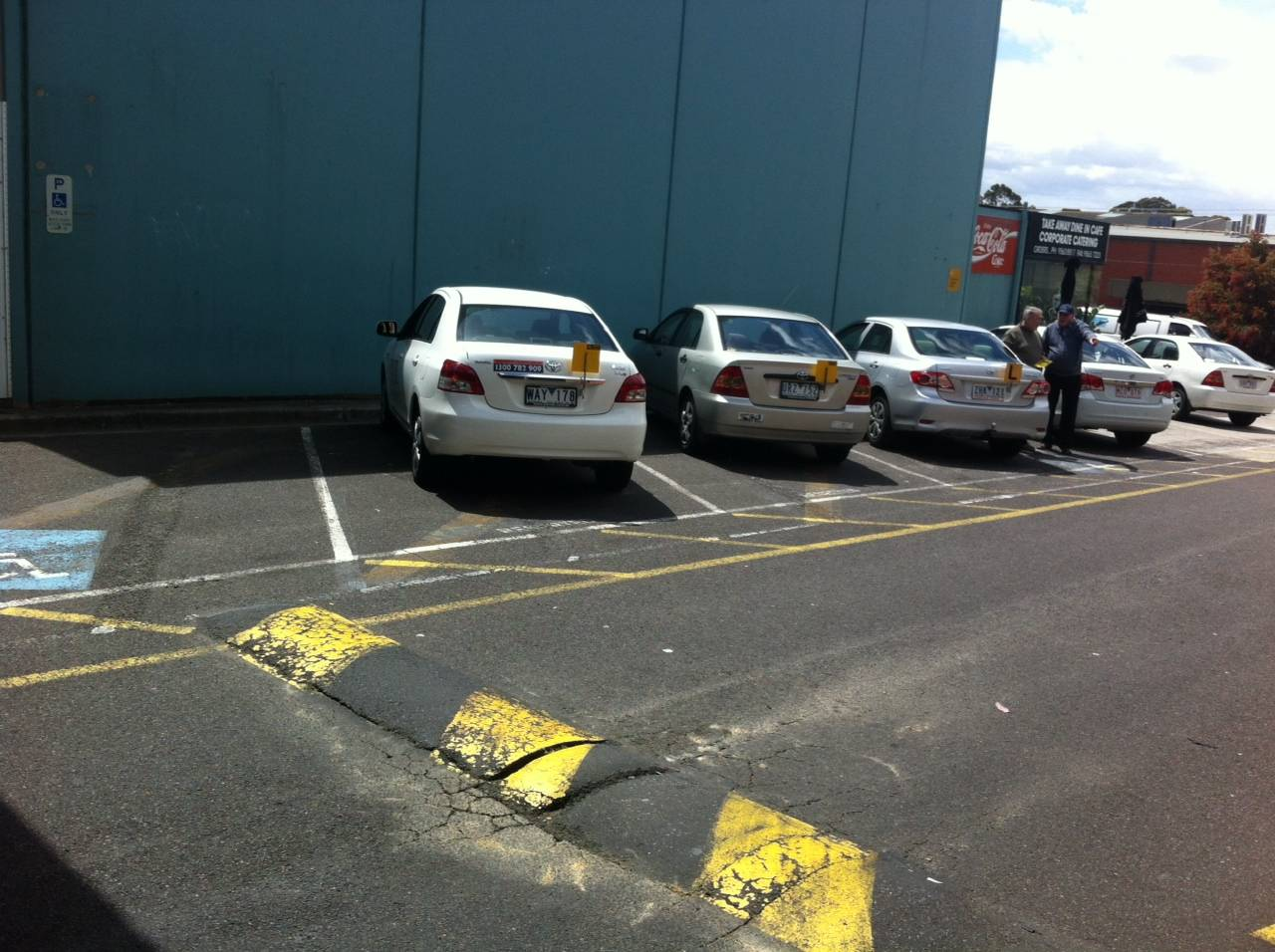 Driving School Pakenham -Toyota Yaris  -  Manual Transmission