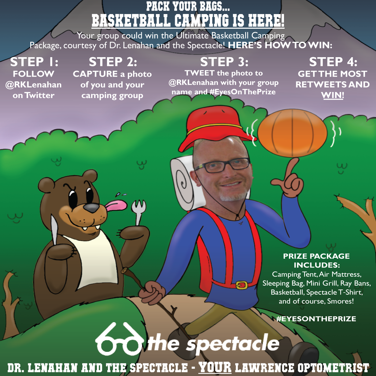 Dr. Kevin Lenahan & The Spectacle