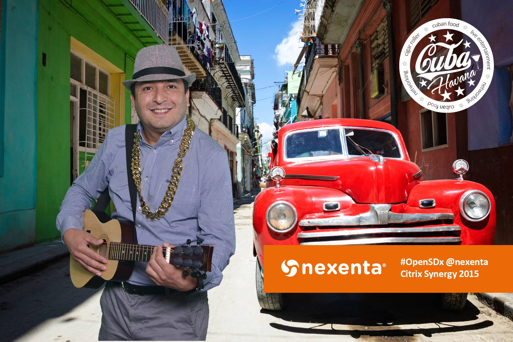 Places, destinations, Cuba, Green Screen Photo Booth