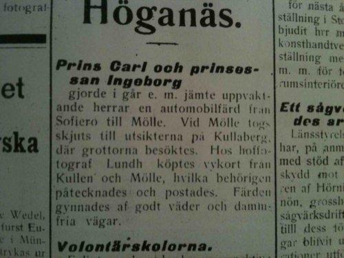 Hotell Molleberg 1908