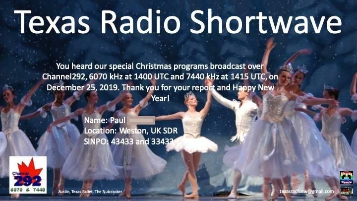 Texas Radio SW
