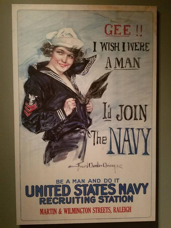 WW1 Recruiting Poster