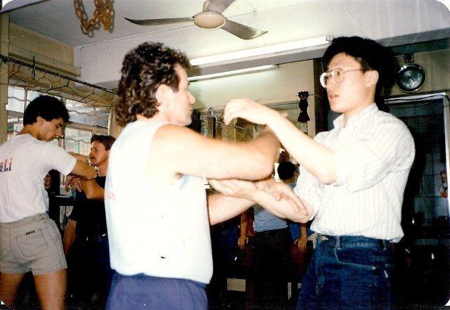 BEAU & SOMEONE ELSE 1989