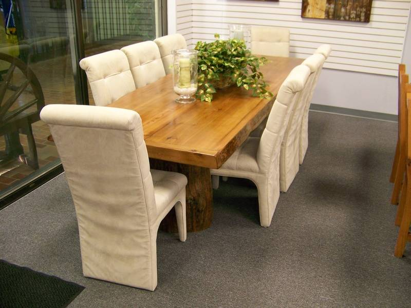 Cedar table 9'long