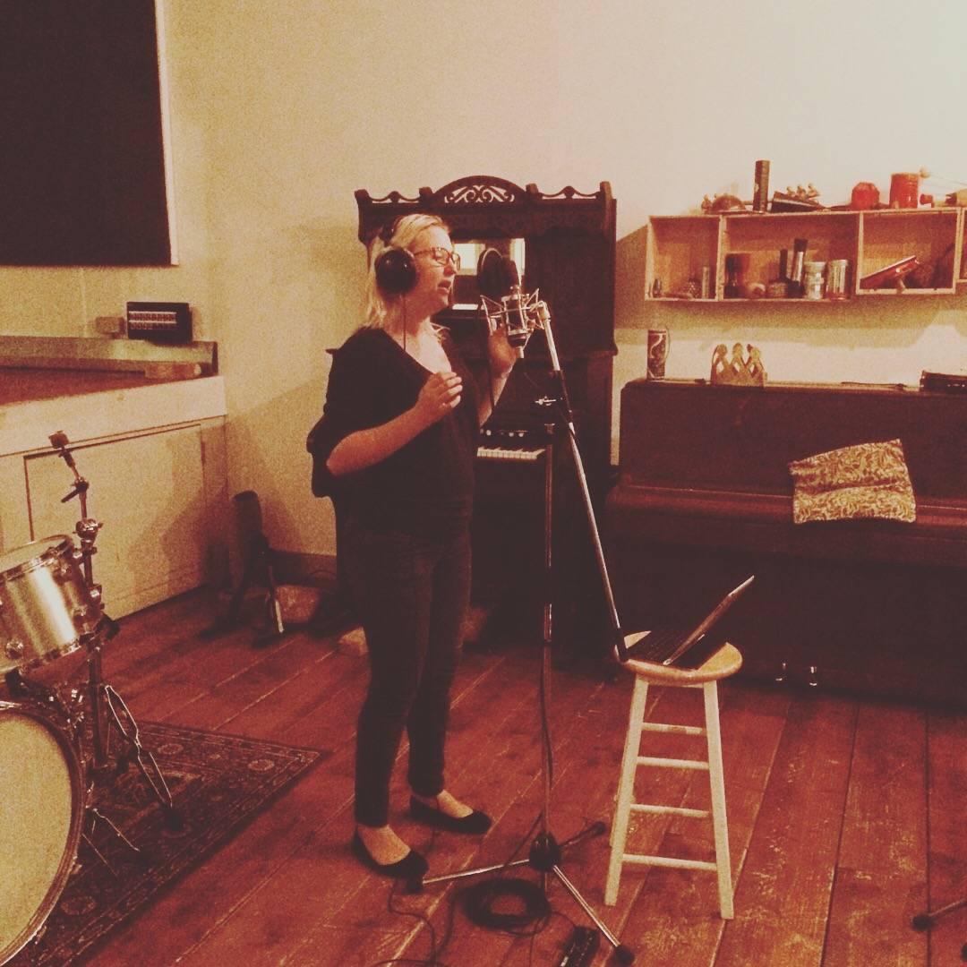 Stine Ringås at Urchin Studios London