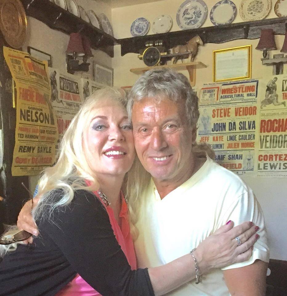 Jeanie Clarke & Steve Grey