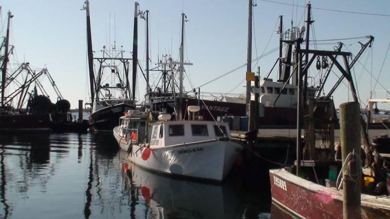Union Wharf, Fairhaven,MA