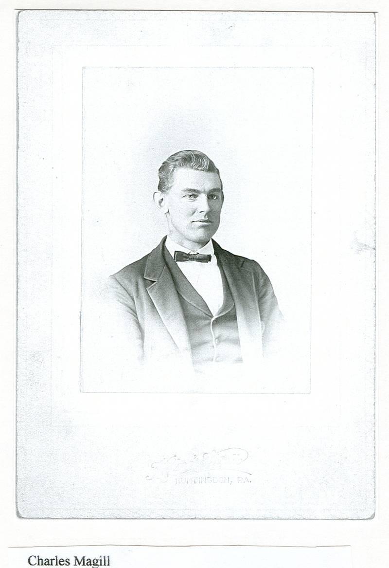 Charles Wilbert Magill (1875-1931)