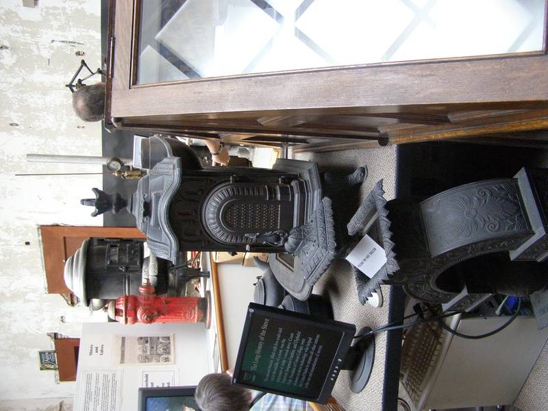 Various stoves
