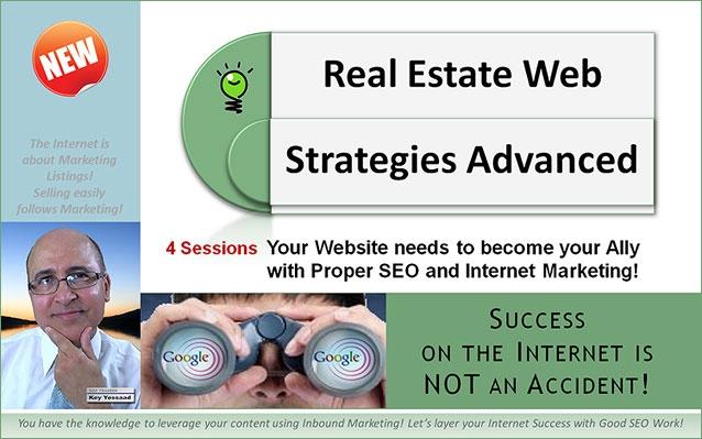 Real Estate Web Strategies Advanced
