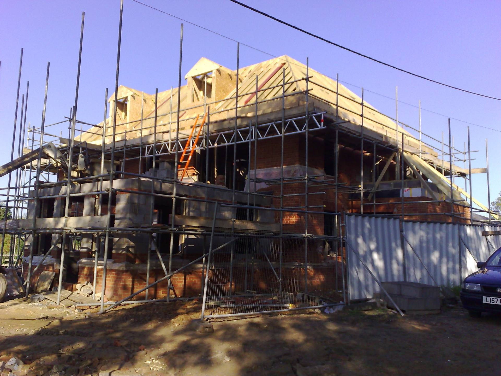 New build in Crafton