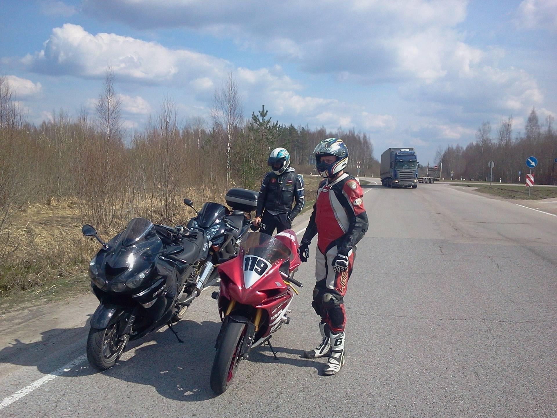 motocikli un A kategorija