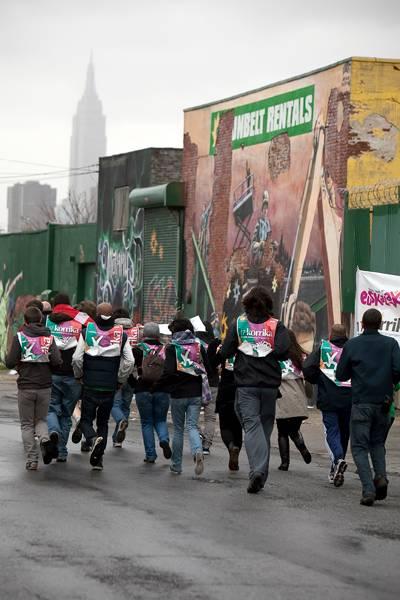 Korrika 2011 Brooklyn East Rider park