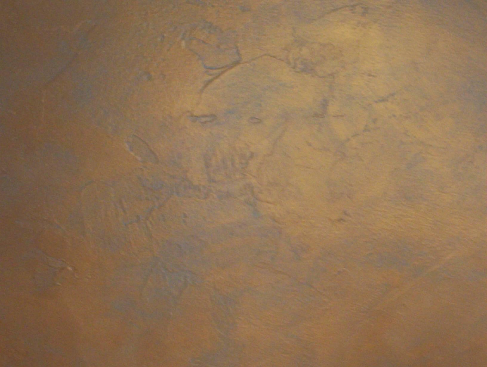 copper / verdigris