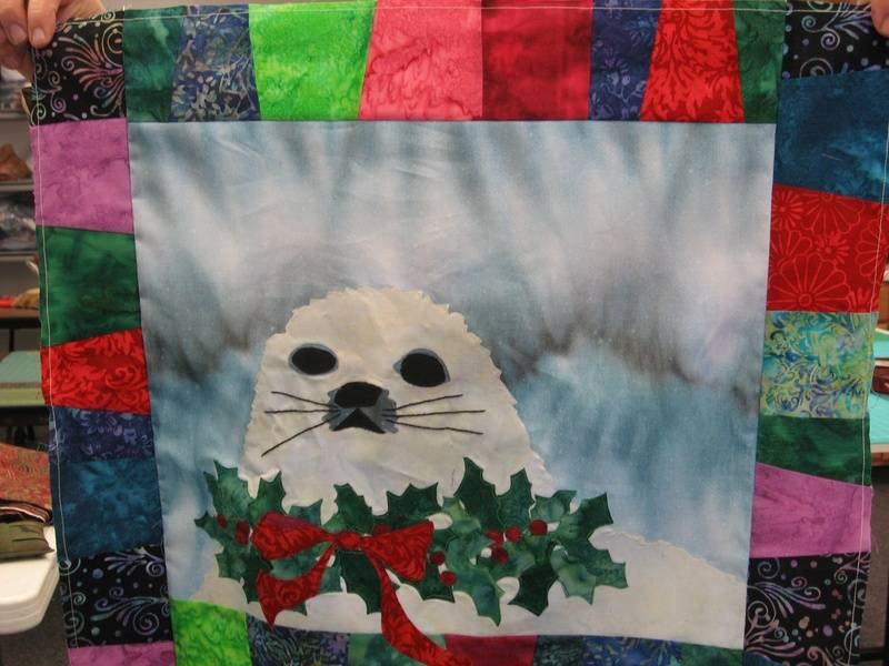 Holiday Seal