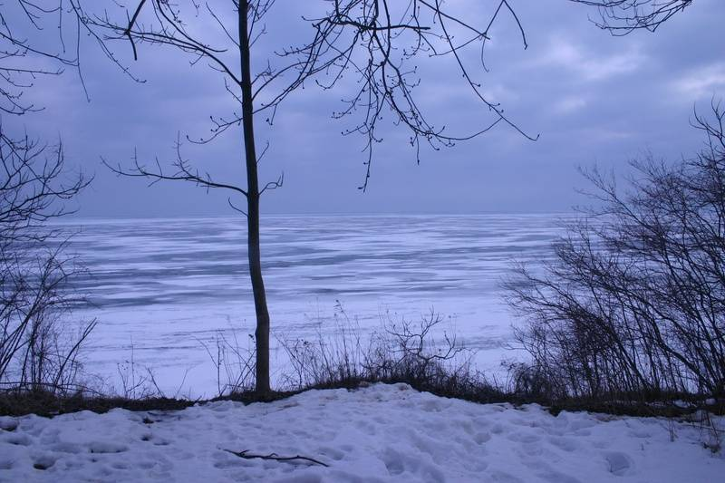 Look Out over Lake Erie