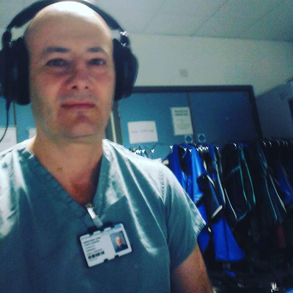 Rotación por Hospital St George´s, Londres 2019