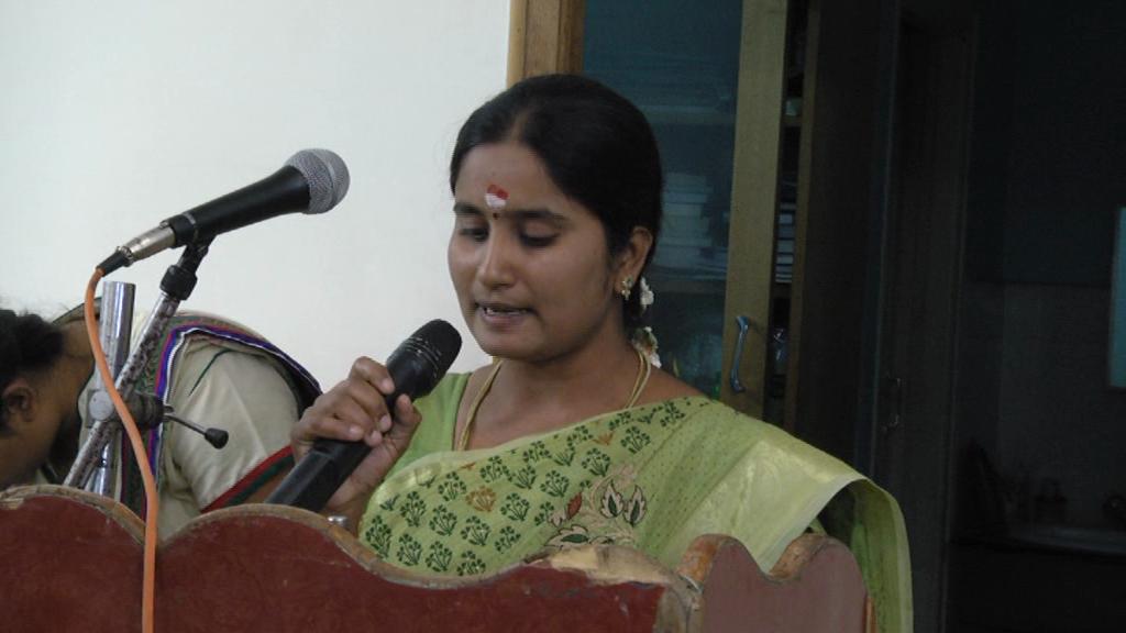 Speech on purity of Yoga Aasanam