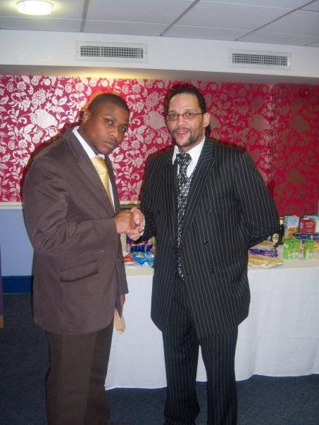 Gappy Ranks and Wayne Irie