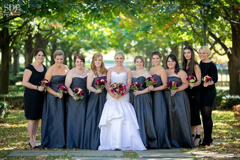 Kristin and her ladies