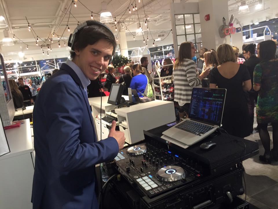 DJ/VJ DIDIER - 2015