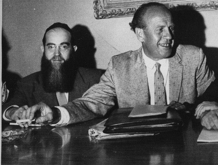 1957 Schindler in NY 1