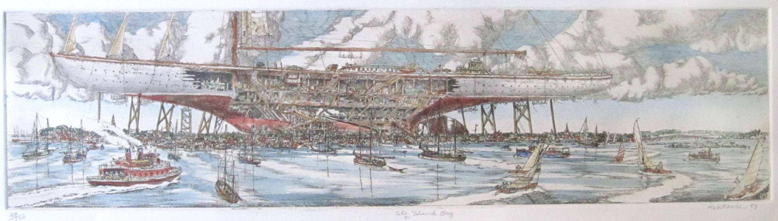 City Island Bay