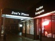 Joe's Place (1841 Westchester Ave. Bronx, NY)