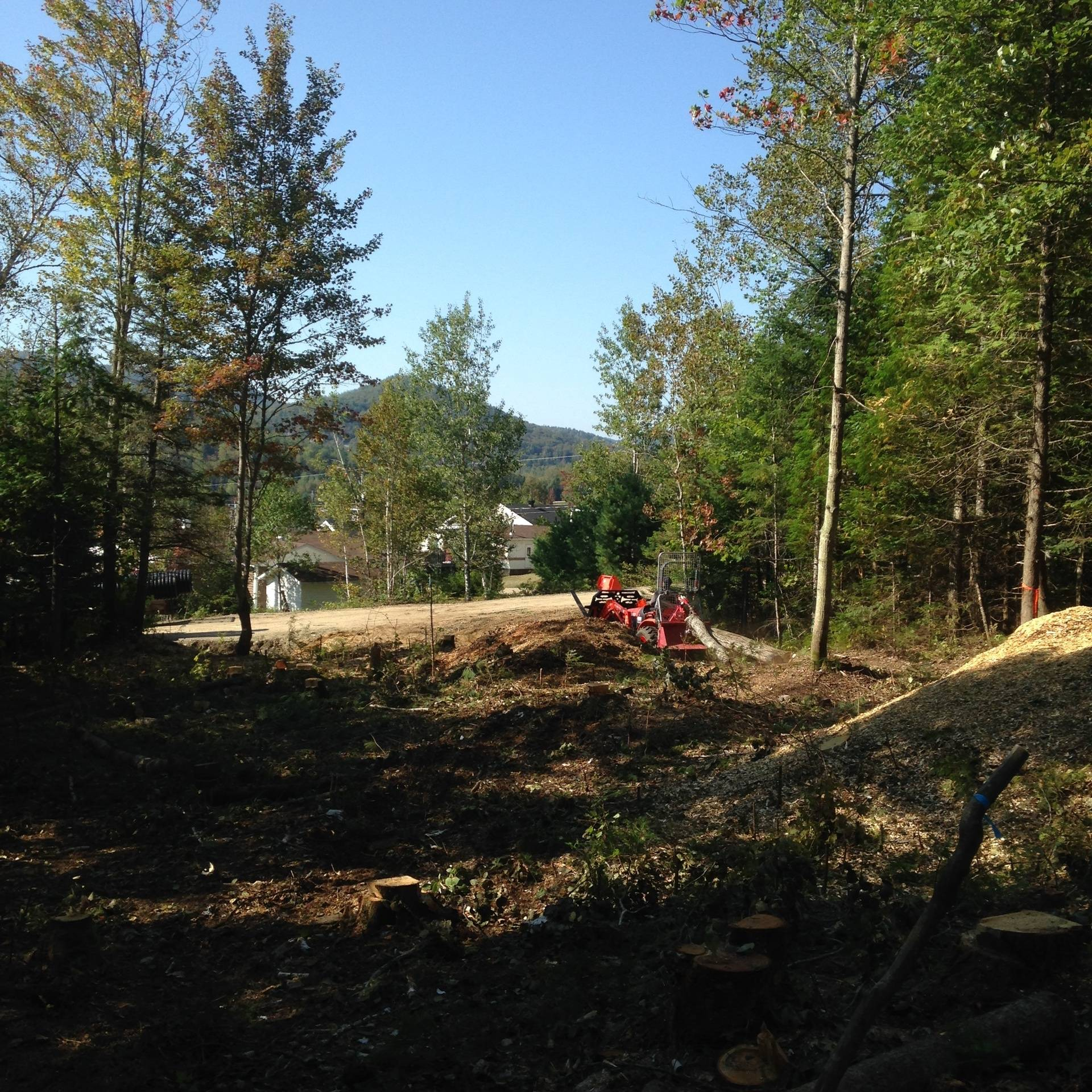 Projet Condos Val Saint-Côme 2015
