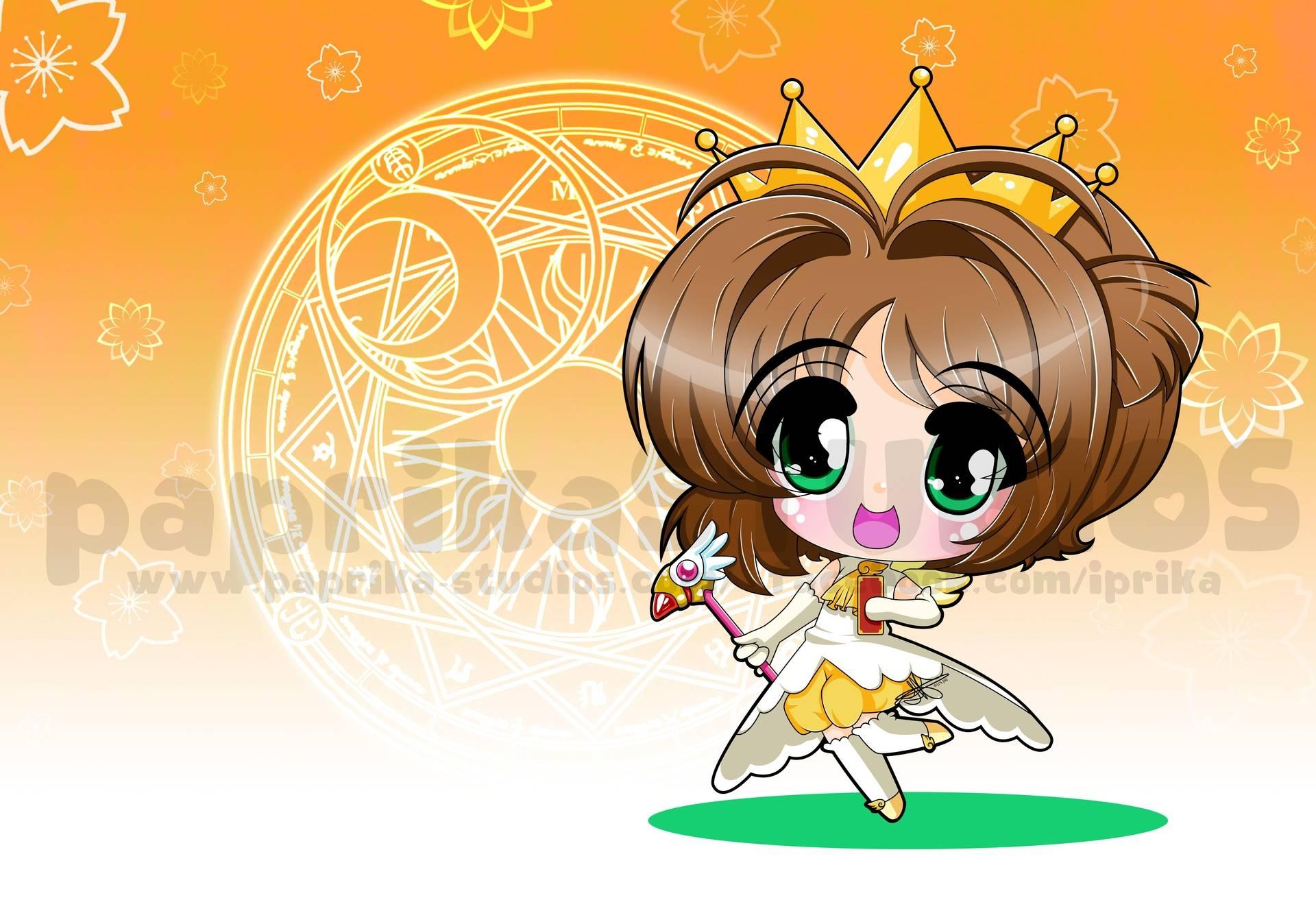 Chibi Cardcaptor Sakura