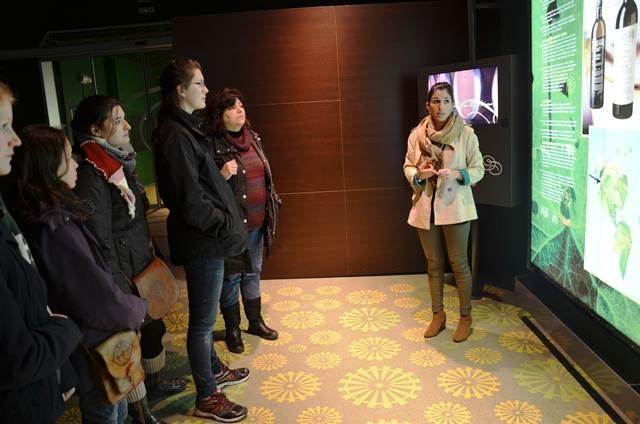 Terras Gauda didactic tour