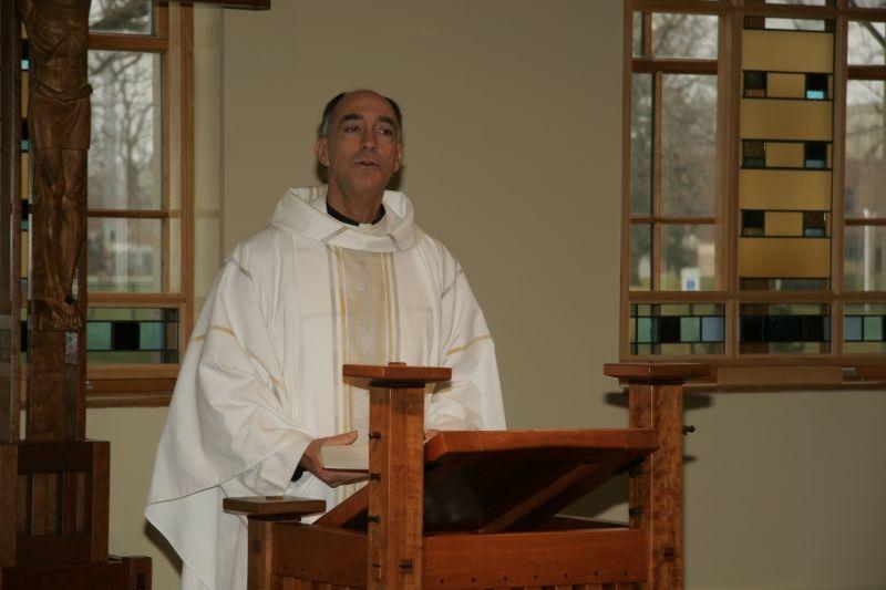 Fr. Gerard Stockausen, S.J. and president of UDM