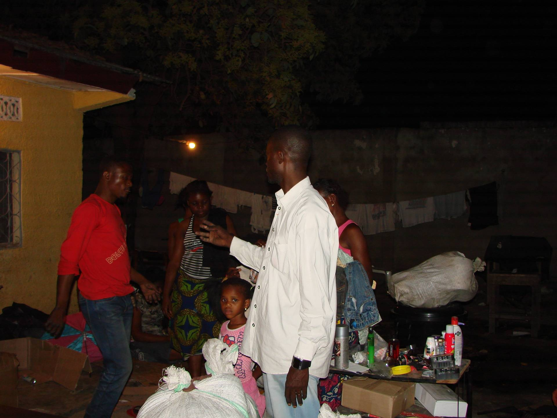 Distribution de dons 2