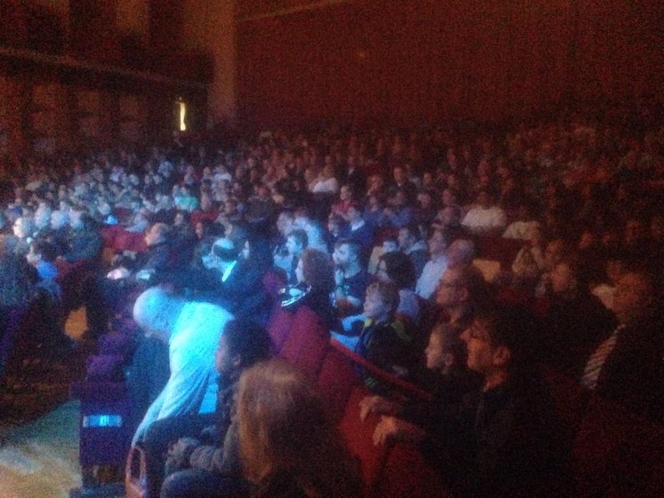Sell out Fairfield halls