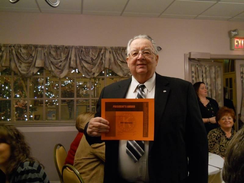 2010-2011 President's Award