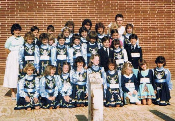 Our first feis as a school....