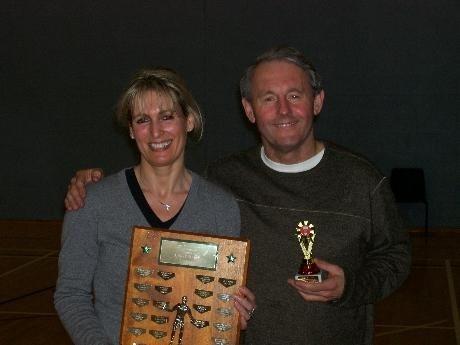Handicap Tournament Vets Winners