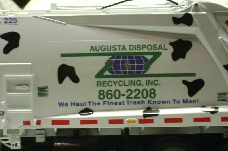 augusta disposal