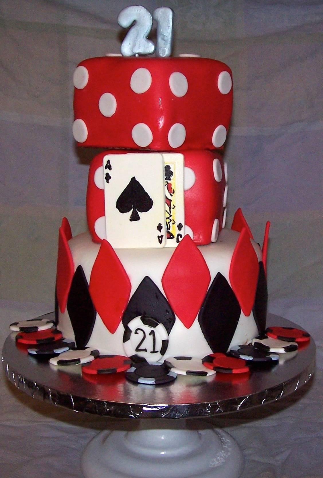 21st Birthday/ Viva Las Vegas