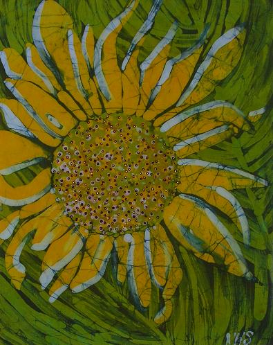 The Blessed Sunflower