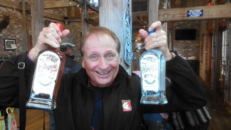 Richard and his rum