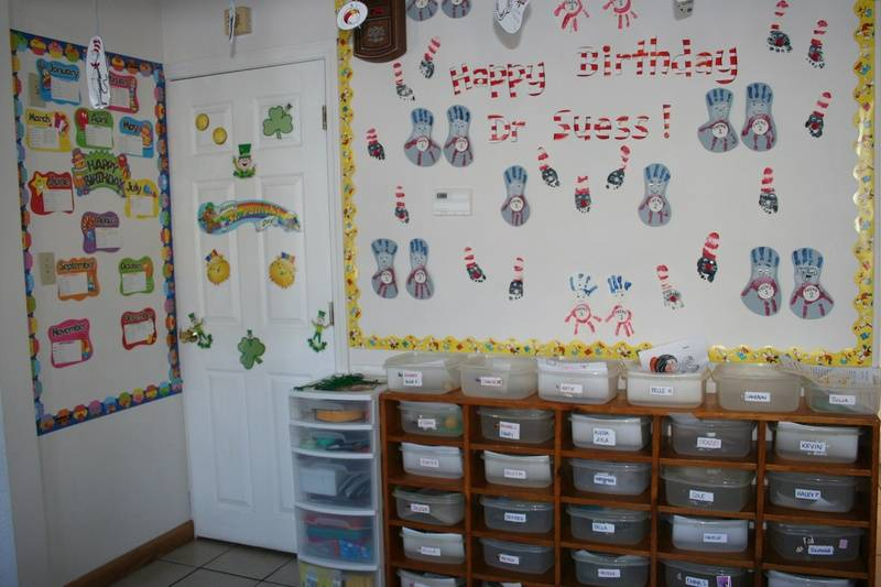 Small Cubbie Room