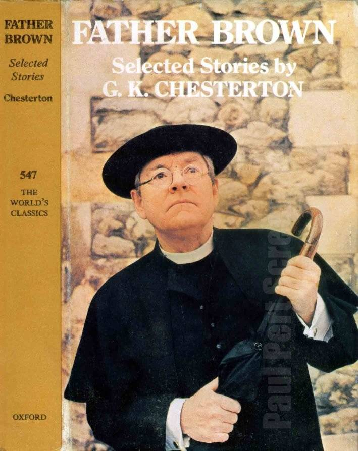 Father Brown - Kenneth More