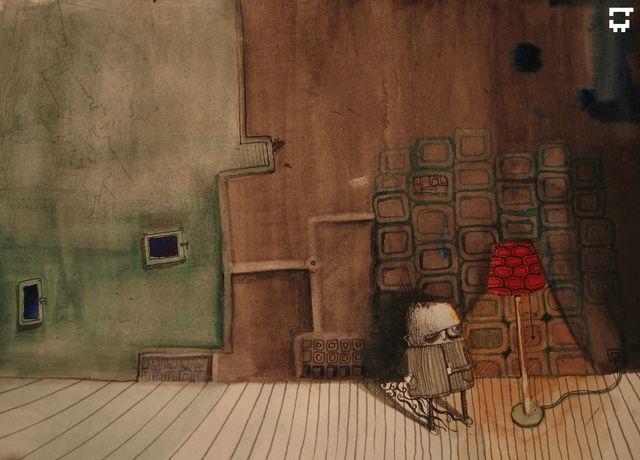 09. Dark room