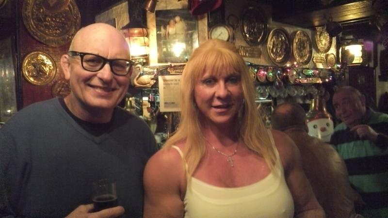 Lee Bronson and Sarah Bridges