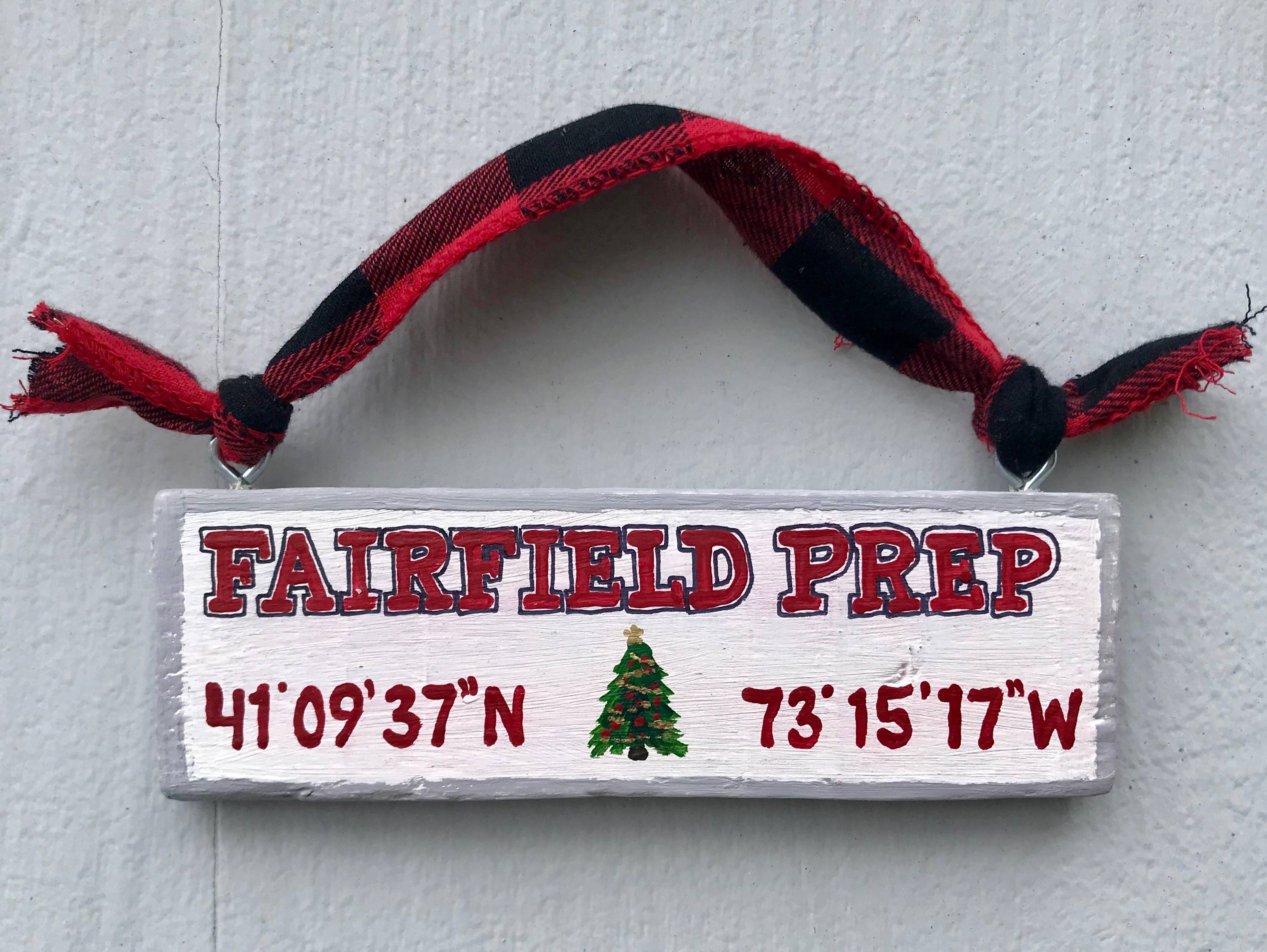School Pride ornament